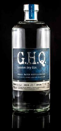 Award-winning G.H.Q Gin, handcrafted in the Scottish Highlands | G.H.Q Spirits